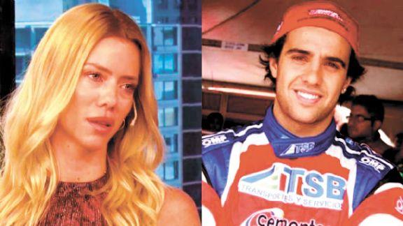 Nicole y el piloto Urcera  se alejaron del escándalo  con unas vacaciones en Miami