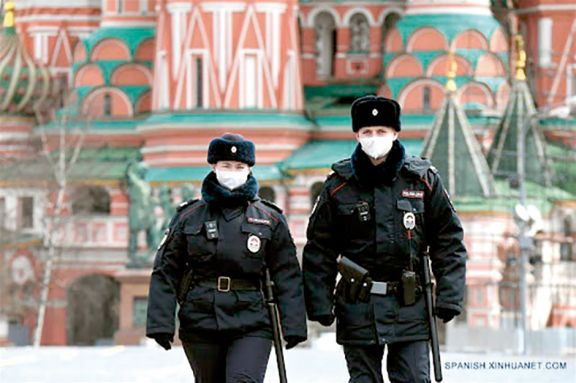 Rusia, en alerta por una situación explosiva de contagios de Covid