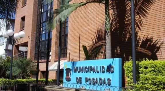 La Municipalidad de Posadas suspendió este jueves la atención al público