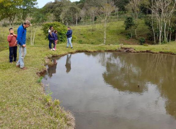 Grupo de mujeres apuesta a retomar la piscicultura a fin de elaborar escabeche
