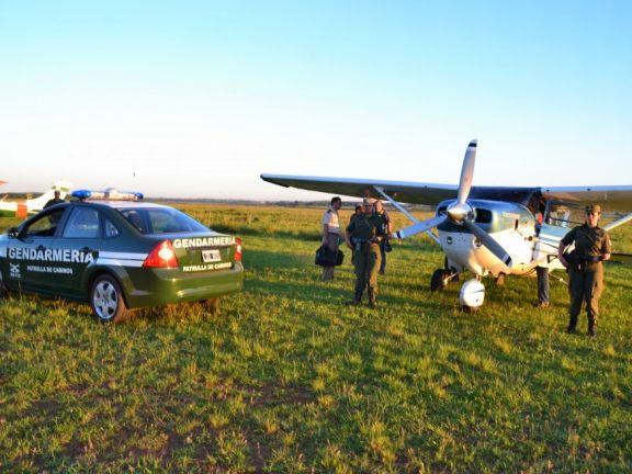 Salidas transitorias para el posadeño condenado con la banda que traficaba cocaína en avionetas