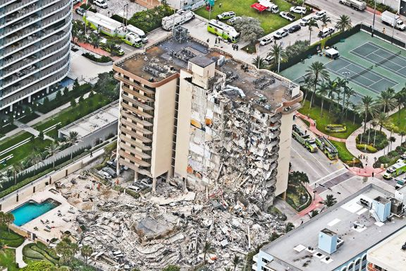 Miami: nueve argentinos desaparecidos tras el derrumbe de un edificio