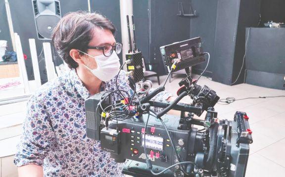 La película 'Fronteras del tiempo' termina hoy su rodaje