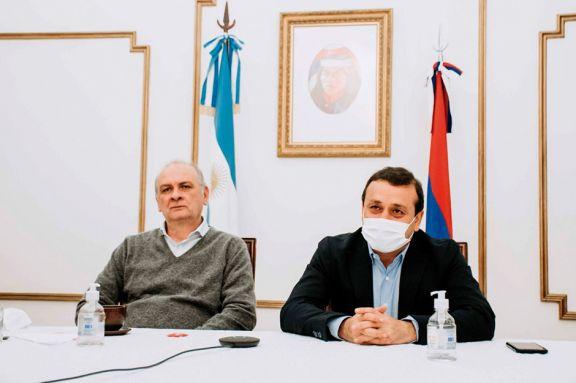 Herrera Ahuad tomó contacto con la Embajada  de EE.UU.