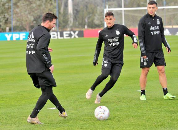 Copa América: Ante Bolivia habría rotación y podría salir Messi