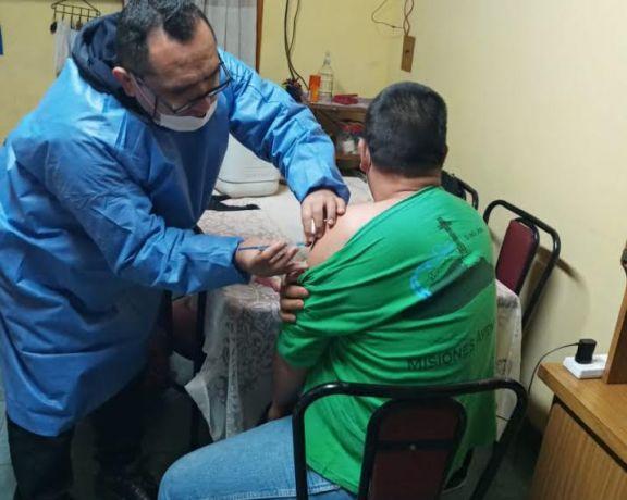 Vacunación contra el Covid
