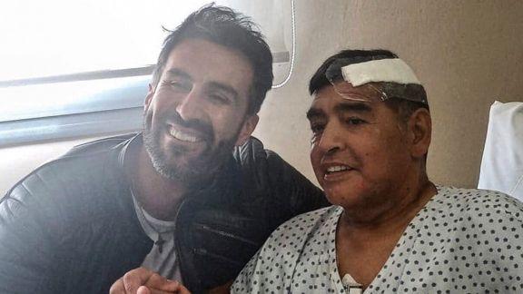 Indagan al médico Luque, el principal imputado en la muerte de Diego Maradona