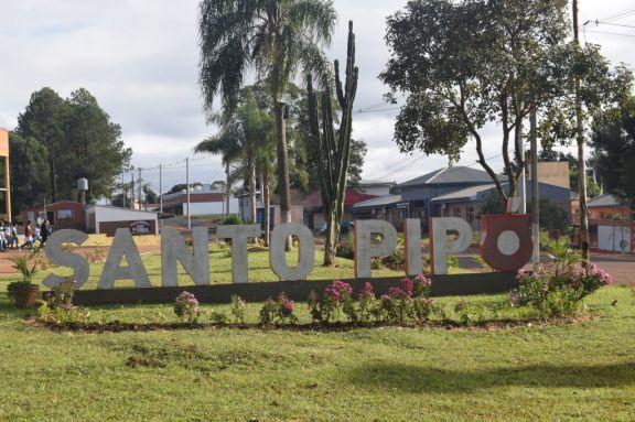 Peña patria y búsqueda de talentos en Santo Pipó