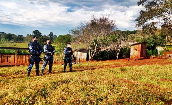 Crimen del tarefero: dos prófugos y tres detenidos a indagatoria