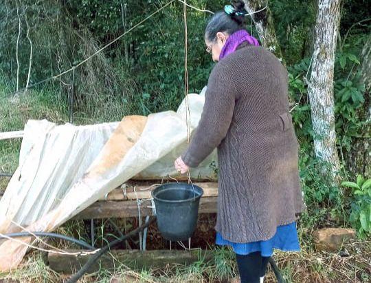 Crisis Hídrica en Pozo Azul: desesperado pedido de vecinos por un pozo perforado