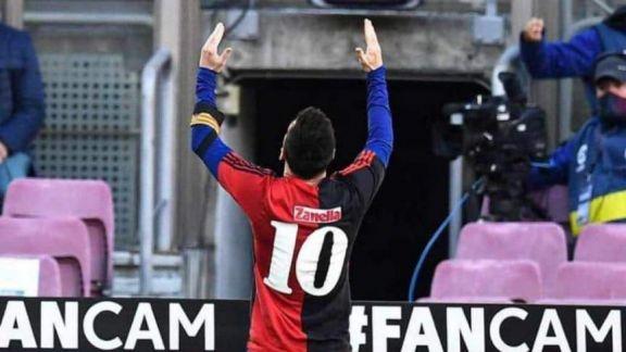 Newell's sueña con Messi y lo tentó con un divertido posteo