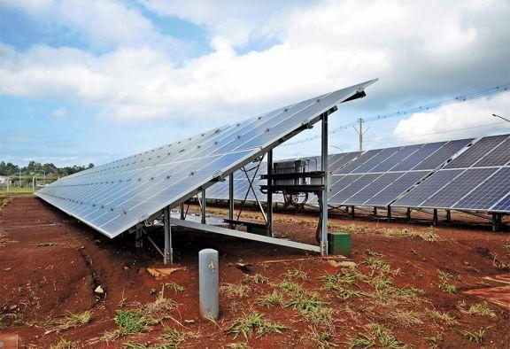 Misiones fomentará por ley el uso de la energía fotovoltaica