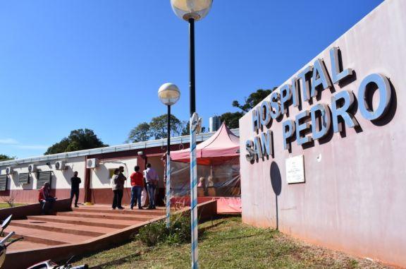 El hospital de San Pedro sumó una médica pediatra, anhelo de muchos vecinos