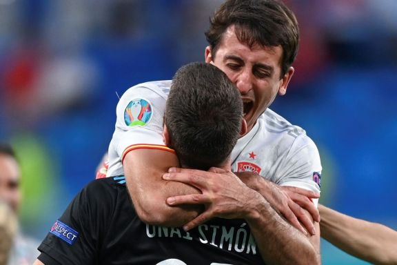 España venció a Suiza por penales y avanzó a las semifinales de la Eurocopa