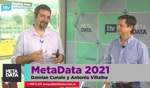 MetaData #2021: Programa de equipo completo