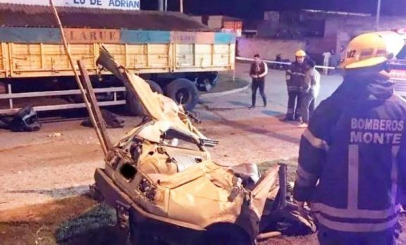 Masacre de Monte: Tribunal Oral rechazó el pedido de excarcelación de un policía detenido