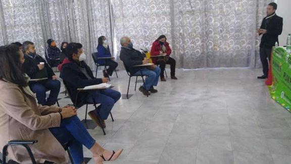 "En Ituzaingó se presentó el programa productivo ""Plan Palta"""
