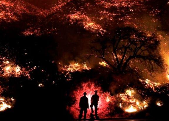 Miles de evacuados en el Oeste de Canadá y Estados Unidos por un centenar de incendios
