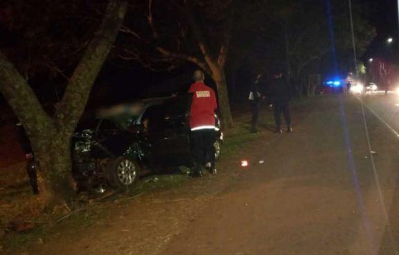 Dos heridos con riesgo de muerte tras choque ocasionado por un alcoholizado