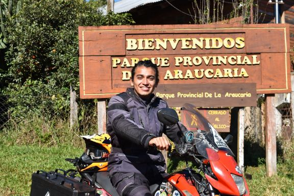 Descubre los tesoros de Misiones en moto