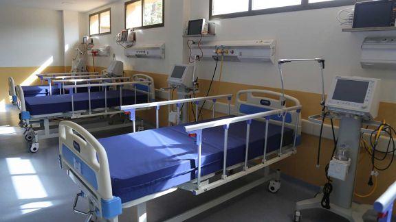 Leve descenso de ocupación de camas UTI en hospitales de Misiones
