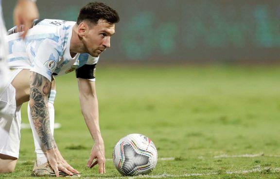 Con Messi a la cabeza, Argentina buscará hoy el pasaje a la definición de la Copa América