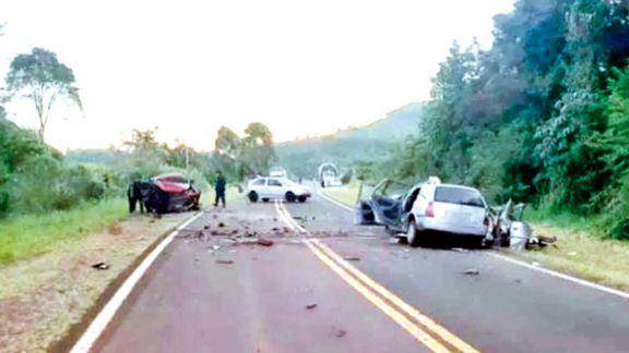 Detienen a conductor prófugo acusado de atropellar y matar a madre e hija