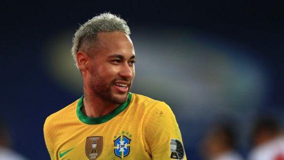 """Neymar: """"Quiero una final contra la Selección Argentina"""""""