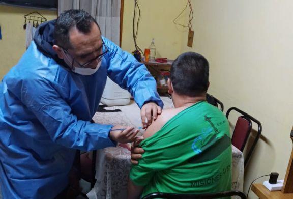 Santa Ana: alrededor del 65 por ciento de la población ya se vacunó contra el coronavirus