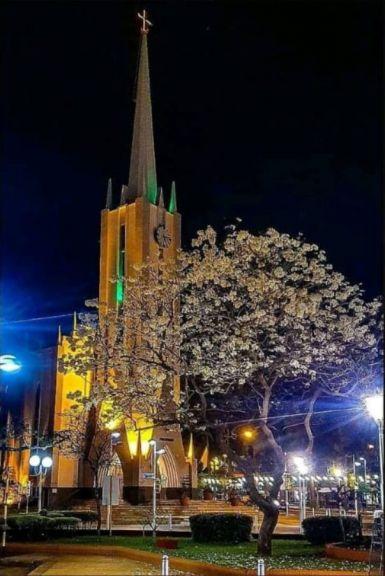 La Catedral de Oberá ahora es patrimonio histórico y cultural de Misiones