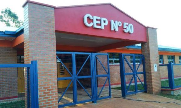El CEP N°50 de Gobernador Roca ya cuenta con edificio propio