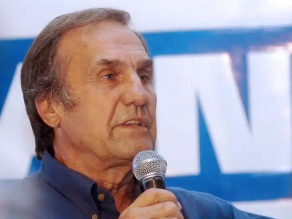 Murió a los 79 años el senador Carlos Reutemann, ex piloto de Fórmula 1 y 2 veces gobernador de Santa Fe