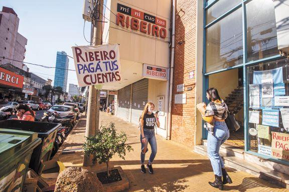 Ribeiro cierra sus locales en Posadas y dará atención online