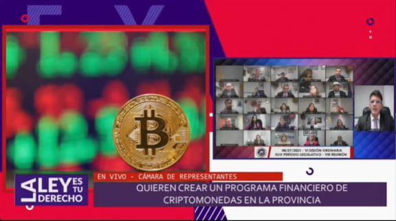 Misiones ya tiene una ley para regular un sistema financiero con blockchain y criptomonedas