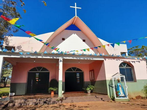Jardín América: con gran devoción feligreses participaron de la fiesta patronal de la Virgen de Itatí