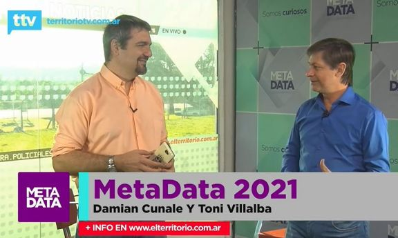 MetaData #2021: Un programa para hablar sobre la industria y sobre las elecciones que se vienen