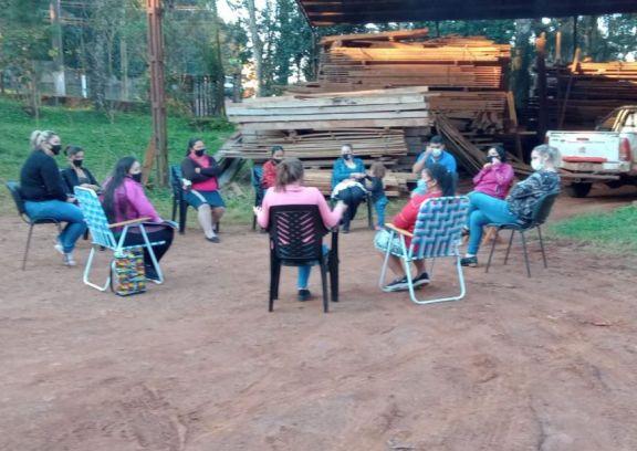 Mujeres solidarias organizan operativos solidarios en estás  vacaciones de invierno