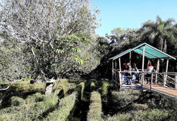 El Parque Vortisch de Montecarlo se prepara para recibir a turistas