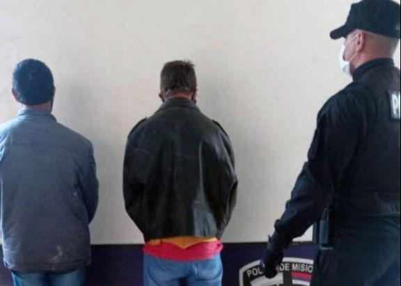 Tres detenidos por abigeato en El Soberbio