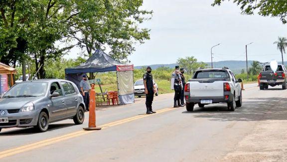 Realizaron más de 2.500 testeos al entrar a la provincia durante el fin de semana largo