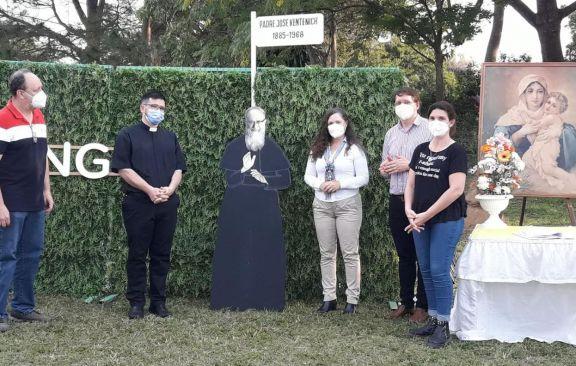 Corrientes: calle de Ituzaingó lleva el nombre del Padre José Kentenich
