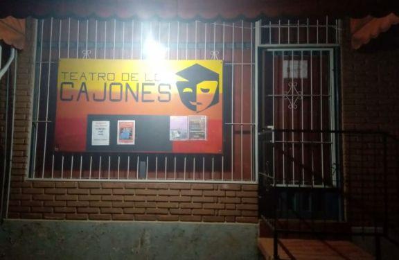 El teatro de los cajones en Jardín América reabre tras tres meses