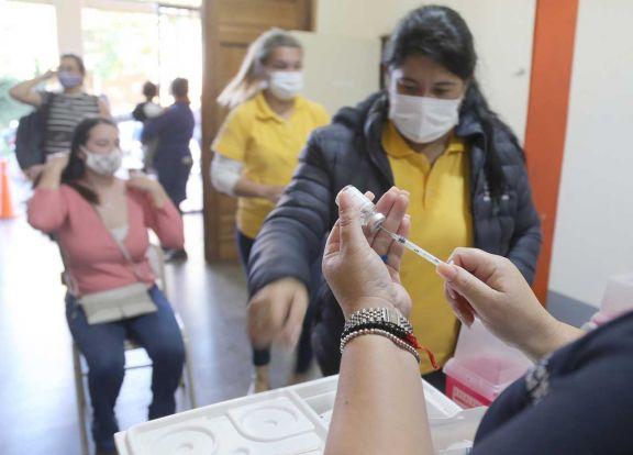 Unos 420 mil chicos misioneros podrían recibir la vacuna contra el Covid-19