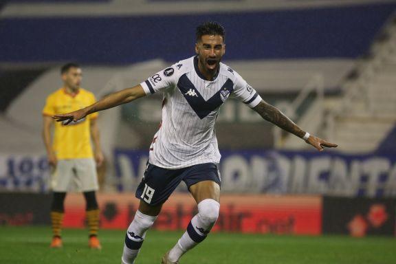 Vélez irá con ventaja al partido desquite en Guayaquil ante Barcelona