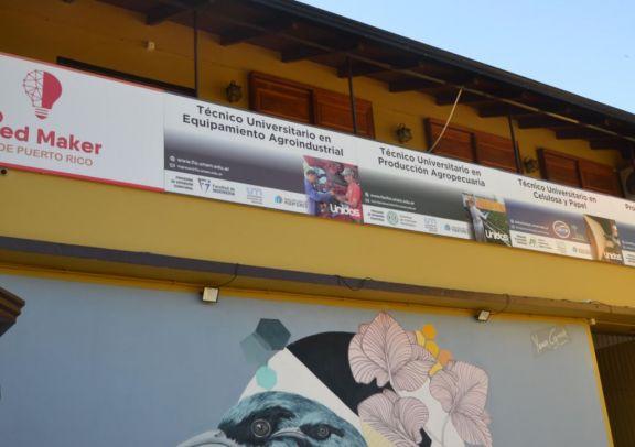 Con más de 40 inscriptos, comienza la Tecnicatura Universitaria en Equipamiento Industrial en Puerto Rico