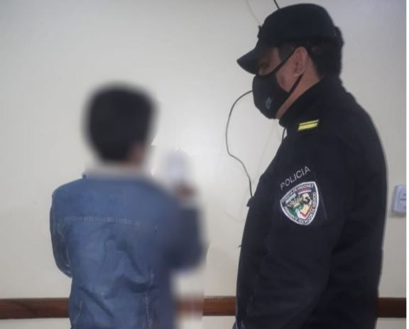 San Javier: tras ronda de tragos un hombre fue detenido por cortarle dos dedos a otro con un machete