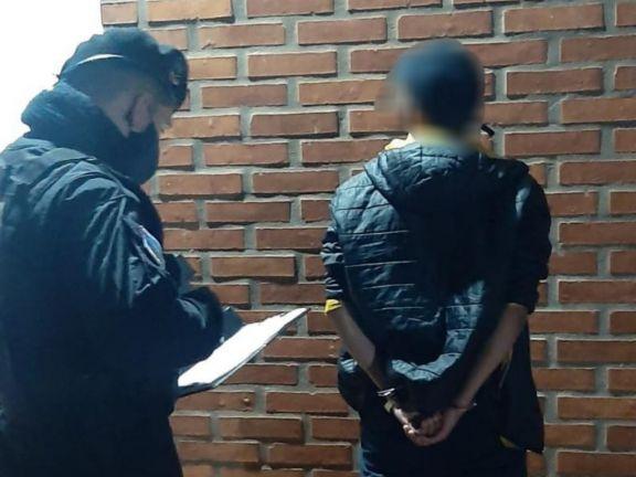 Detienen en San Vicente a joven acusado de estafar con la apps Mercado Pago en San Pedro