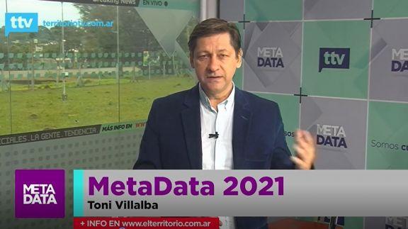 MetaData #2021: Un programa cargado de temas