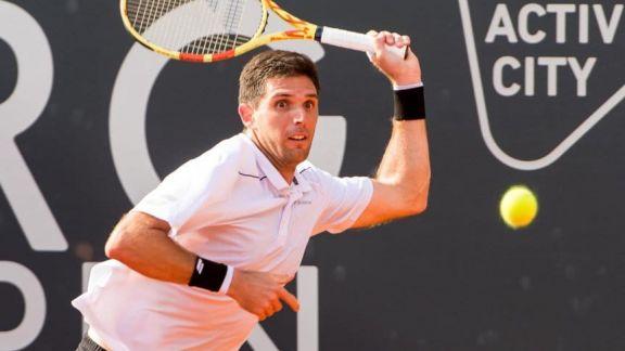 Federico Delbonis avanzó a semifinales en el ATP de Hamburgo