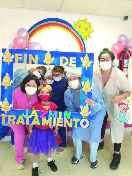 Campaña para que los niños con cáncer reciban un regalo